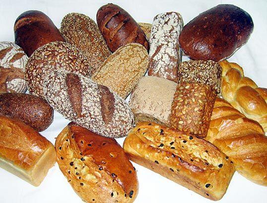 Brotsorten